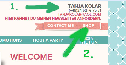 Im Online Shop bestellen – Kreativ mit Tanja – Workshops ...