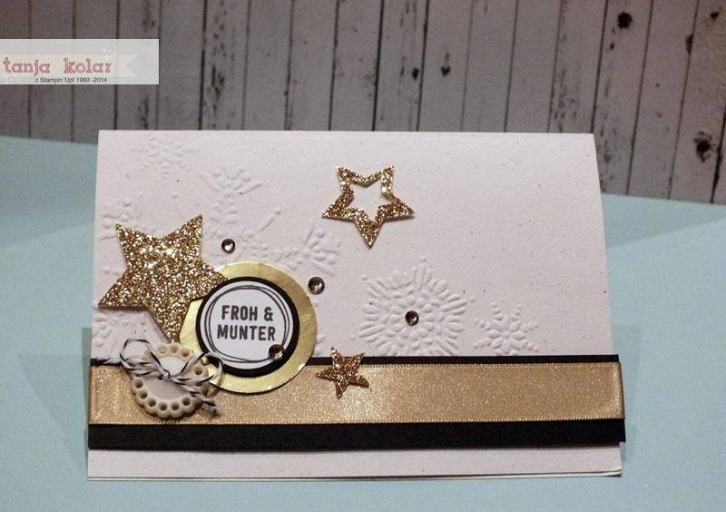 5 dezember weihnachtskarten selber gestalten und elf for Originelle weihnachtskarten