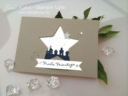 Gesch ftsweihnachtskarten kreativ mit tanja workshops for Anleitung weihnachtskarten