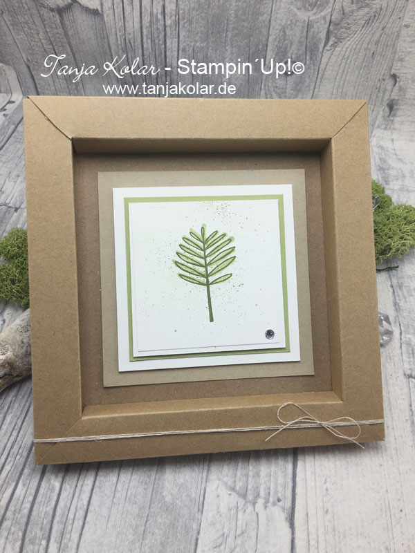 Fancy Folds Blog Hop…Shadow Box Card – Kreativ mit Tanja – Workshops ...